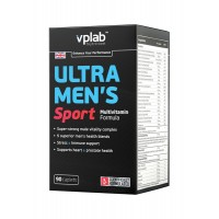 Ultra Men's Sport Multivitamin Formula (90таб)
