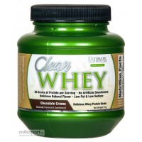 Clean Whey Protein (31г)